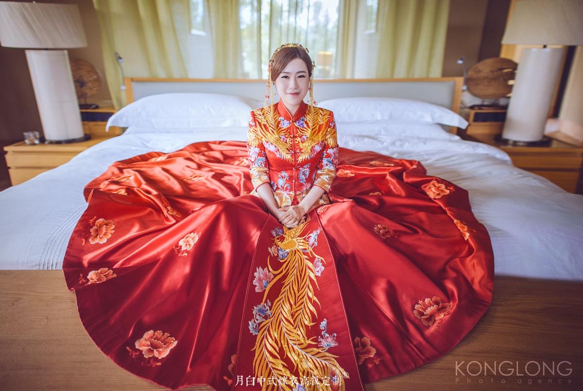 中式嫁衣:鸾凤和鸣·琉璎