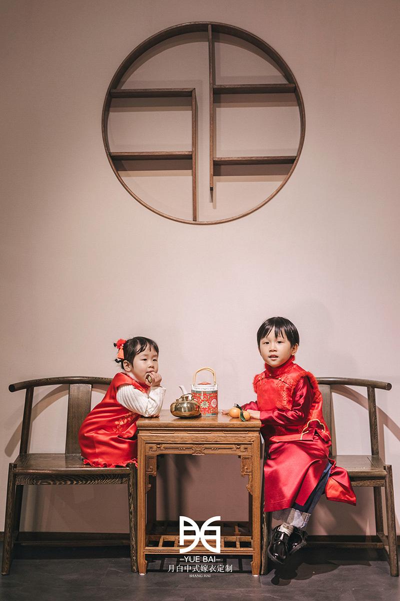 新中式男童装:翰