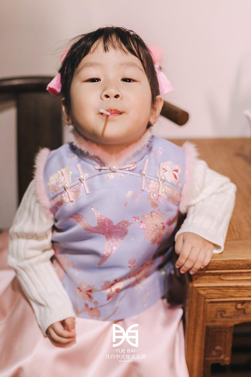 新中式童装:璟橦
