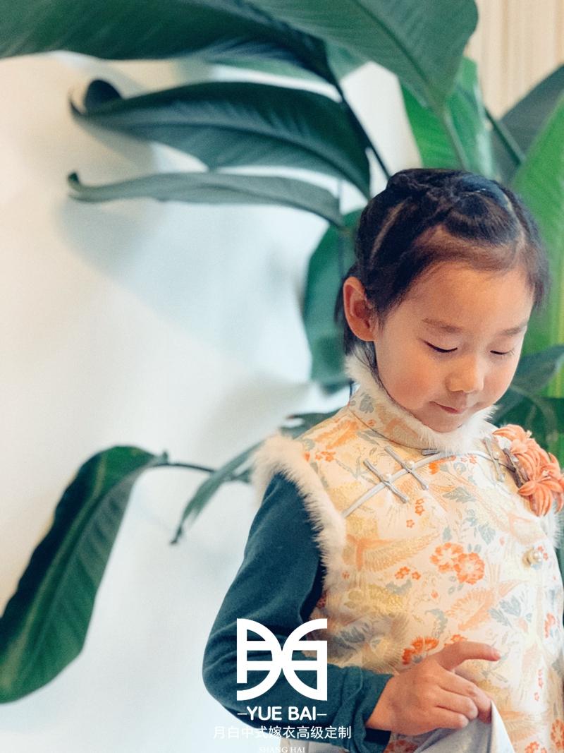 新中式童装:橦馨