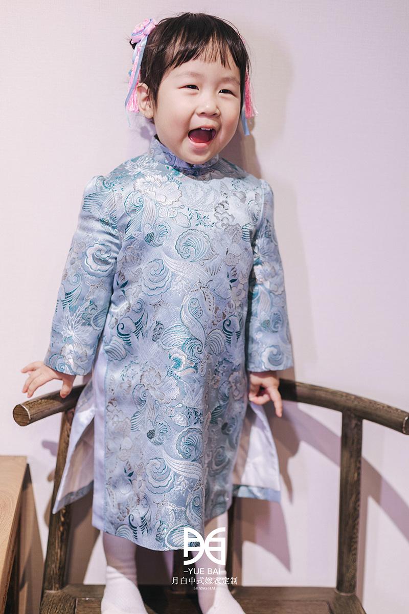 新中式童装:蕴