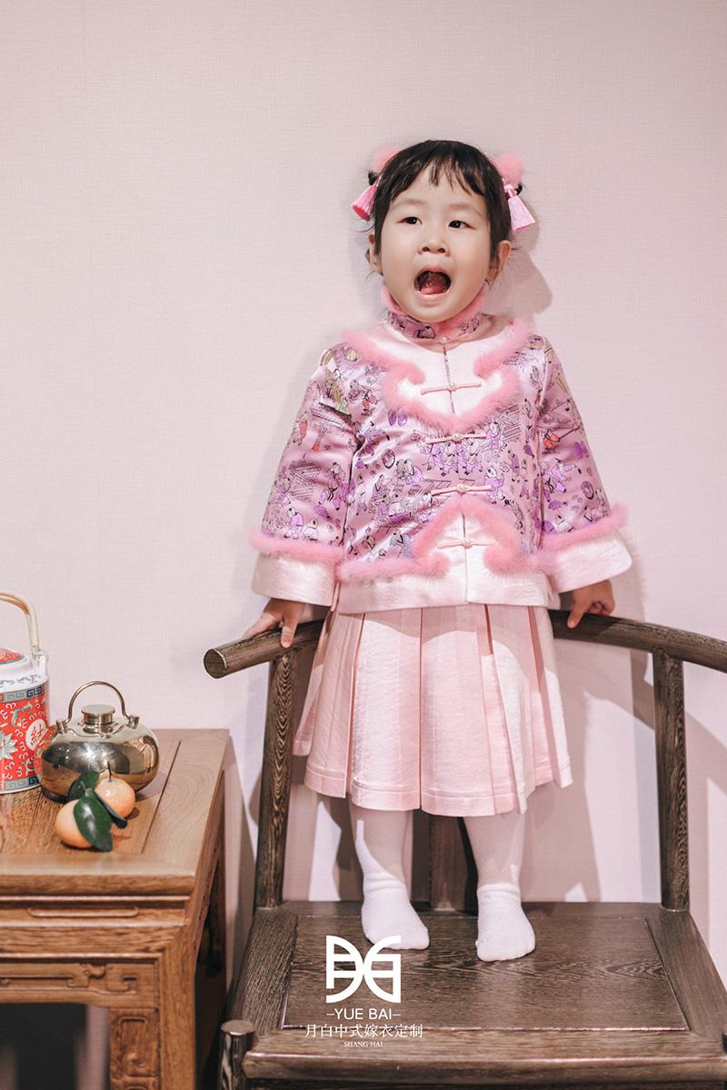 新中式童装:子佩