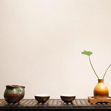 四十二道禅茶网界面设计